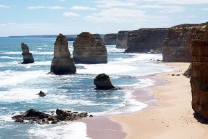The Twelve Apostles at Great Ocean Road
