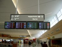 Top 5 largest airports in Australia