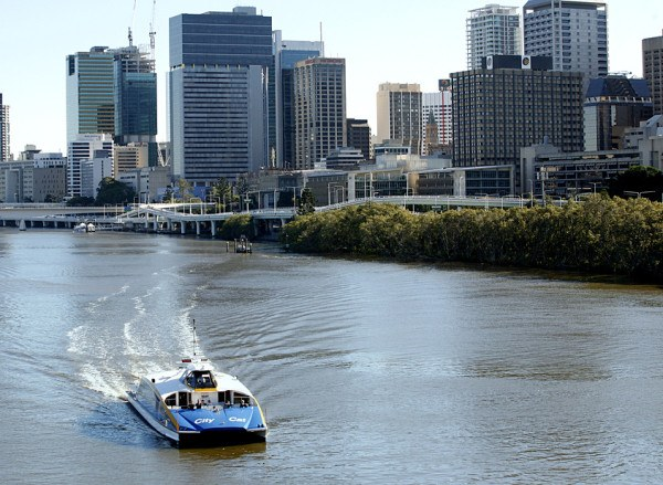 Citycat ©Brisbane City Council/Flickr