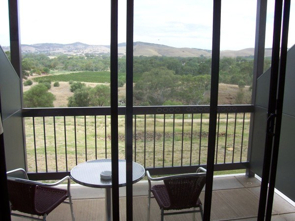 view from novotel barossa ©welix/Flickr